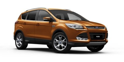 2015 Ford Kuga :: pricing and specifications