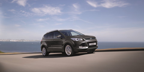 2015 Ford Kuga : pricing and specifications
