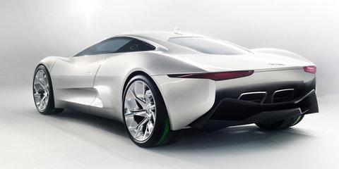 Jaguar C-X75 concept car to be villain's vehicle in next Bond film, Spectre - report