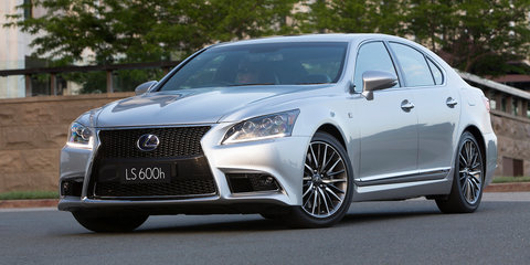 2015 Lexus GS and LS gain infotainment and safety features, enhanced stiffness