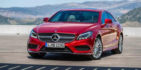 2015 Mercedes-Benz New Cars
