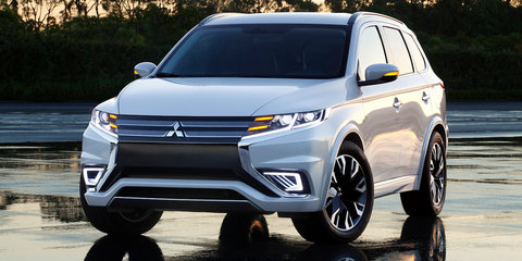 2015 Mitsubishi New Cars