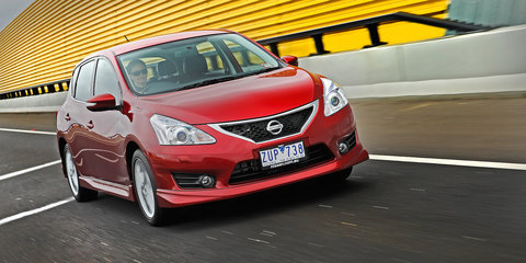 Nissan Pulsar SSS sedan arriving 12 months late in April 2015