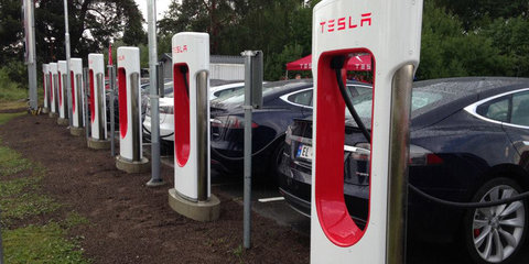 Tesla Supercharger network to cover Melbourne to Brisbane route by 2016