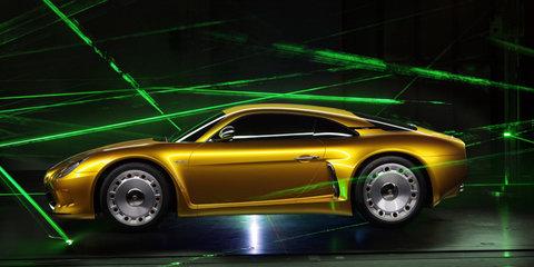 Willys AW 380 Berlinetta unveiled: Alpine A108-style body hides Porsche mechanicals