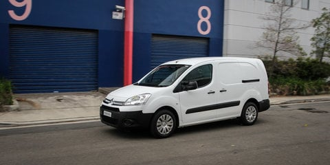 2015 Citroen Berlingo Review : L2 Long Body ETG