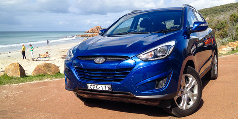 2014 Hyundai ix35 Active: Week with Review