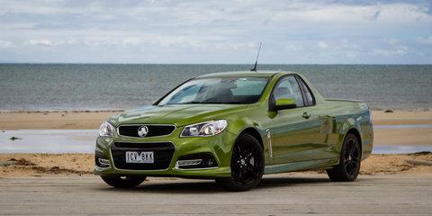 2015 Holden Ute Review : SS V Redline