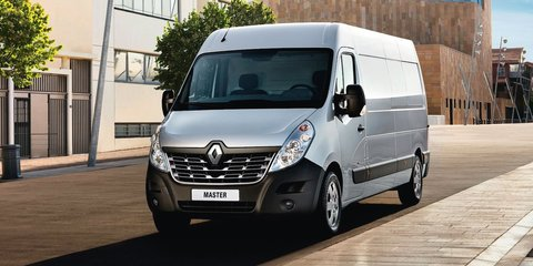 2015 Renault Master : Pricing and specifications for expanded range with new twin-turbo engines