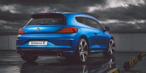 Volkswagen Scirocco retires