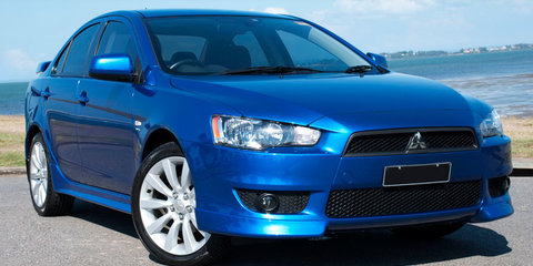 Mitsubishi ASX, Mirage and Lancer all set for a new-look front-end in the next 12 months