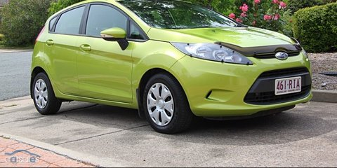 2010 Ford Fiesta Econetic Review Review