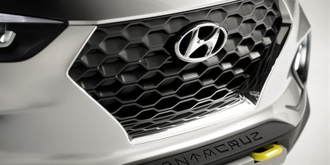 Hyundai Santa Cruz 'too small' for Australia