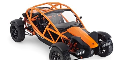 Ariel Nomad Price >> Ariel Nomad to debut at the UK International Autosport Show - Photos (1 of 6)