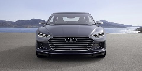 Audi boss says the car industry is undergoing its 'biggest transformation' ever