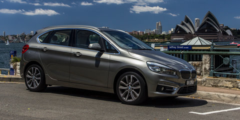 BMW 225i Active Tourer Review