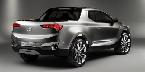 Hyundai Santa Cruz production model could be based on new Tucson - report