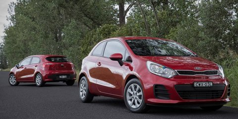 2015 Kia Rio :: Pricing and specifications