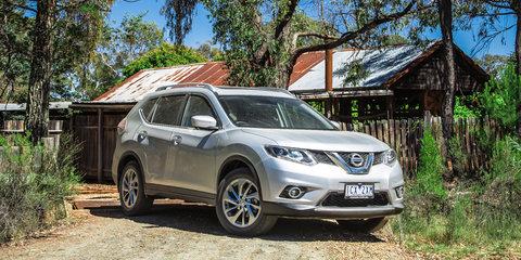 Diesel SUV Comparison : Mazda CX-5 v Nissan X-Trail v Jeep Cherokee v Volkswagen Tiguan