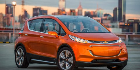 Chevrolet Bolt may receive a new name before production
