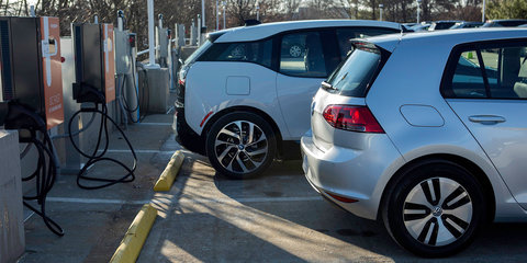 EV chargers could be mandatory in UK service stations, Shell rolls out forecourt plugs