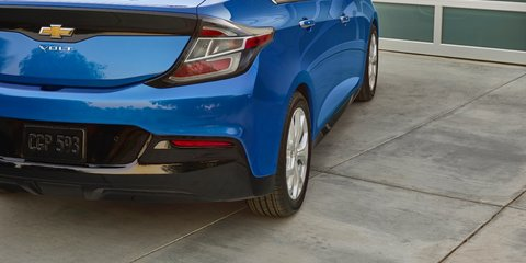 2016 Chevrolet Volt revealed: Specifications of new plug ...