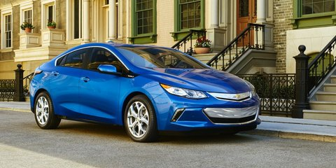 2016 Chevrolet Volt revealed: Specifications of new plug-in hybrid small car announced