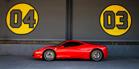 Rookie mistake: Police officer drives his Ferrari to work, gets arrested for money laundering