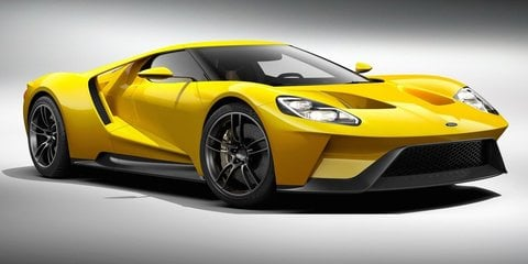 Ford GT supercar better without electrification, says car maker