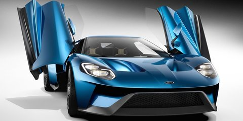 Ford GT : Right-hand-drive business case didn't stack up, says car maker