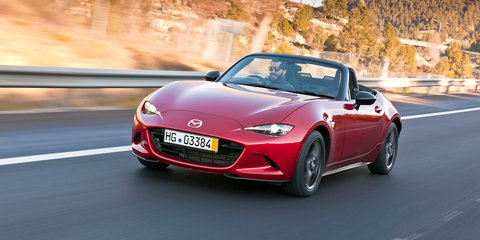 Fiat 124 Spider to debut late 2015, go on sale worldwide from 2016 - report