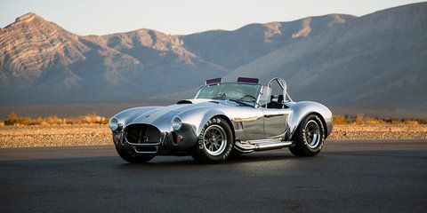 Shelby 427 Cobra 50th Anniversary Edition limited to 50 examples