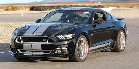 2015 Shelby GT Mustang : 522kW-plus for supercharged pony car