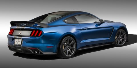Shelby GT350R Mustang:: Australia's Carbon Revolution revealed as wheel supplier