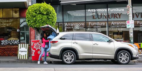 2015 Toyota Kluger Grande Review : LT2