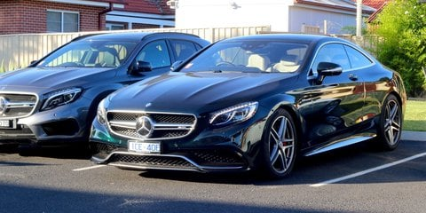 2015 Mercedes-Benz S63 AMG Coupe Speed Date