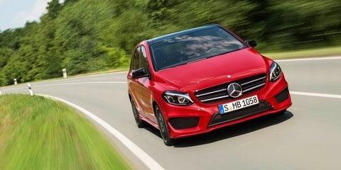 BMW Australia to 'strike back' against Mercedes-Benz sales lead