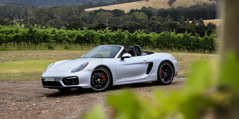 2015 Porsche Boxster GTS Review :: Yarra Valley weekender