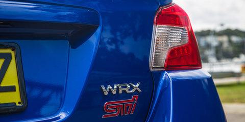 Subaru WRX v Subaru WRX STi : Comparison review