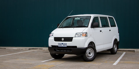 2015 Suzuki APV Review