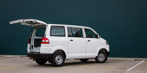 Suzuki APV's Australian future clouded