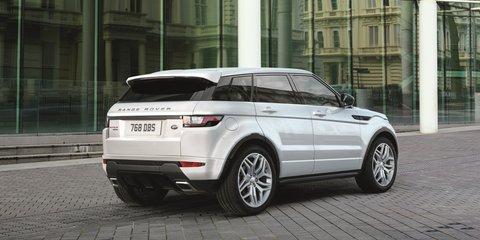 Range Rover Evoque SV model expected soon, Convertible confirmed for Australia