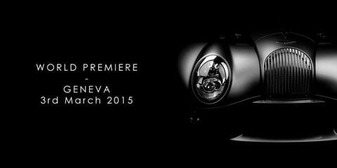 Morgan releases Geneva teaser: Aero Coupe, Supersports replacement likely