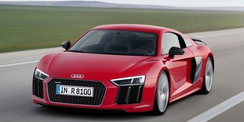 Five-cylinder Audi R8, Lamborghini Huracan a possibility - report