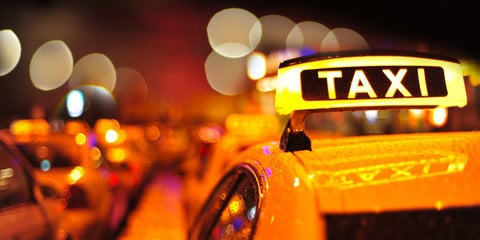 Korean Taxi drivers spewing about spewing — hurling fines at passengers hurling