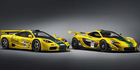 McLaren P1 LM revealed: street-legal P1 GTR debuts at Goodwood