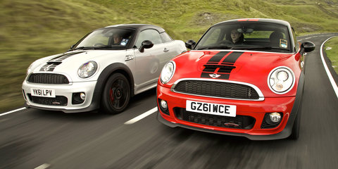 Mini confirms death of Coupe and Roadster