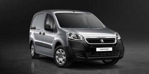 Peugeot Partner update revealed