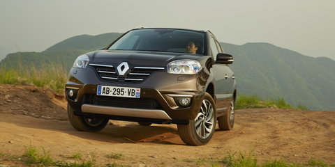 Next Renault Koleos to grow up, get seven seat option