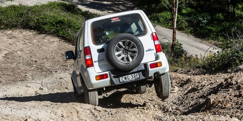 New Suzuki Jimny Sierra to remain a hardcore ladder-frame 4x4
